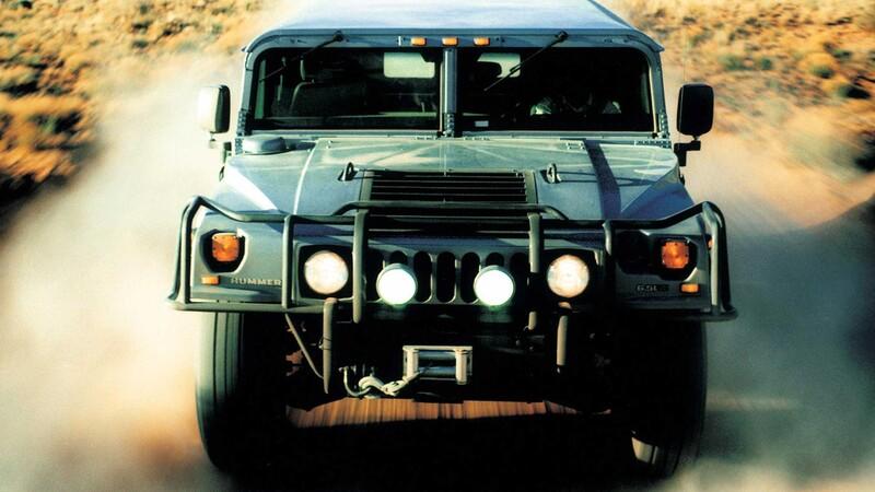 La historia del Hummer H1, el excesivo SUV de origen militar
