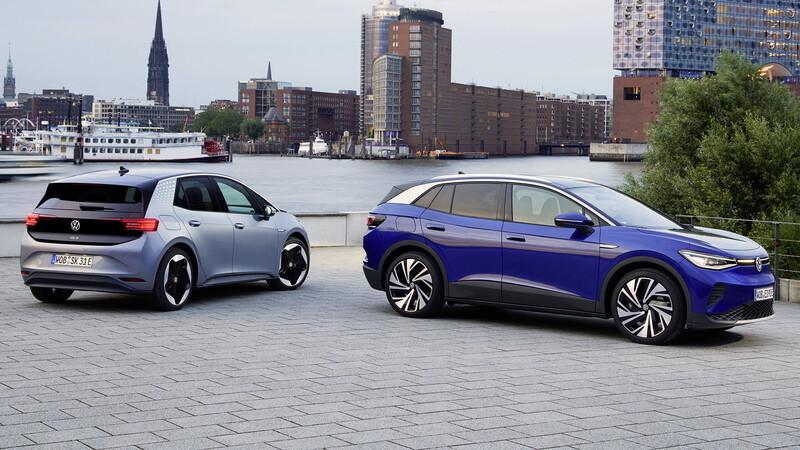 Volkswagen ID.3 y ID.4 dicen hola a Sudamérica