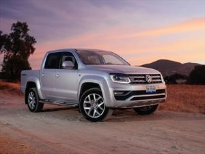 Manejamos la Volkswagen Amarok 2018