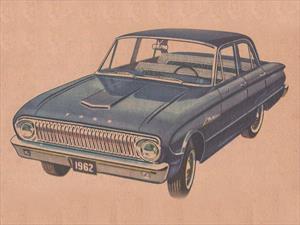 Un 2 de septiembre pero de 1959 Ford develaba el Falcon