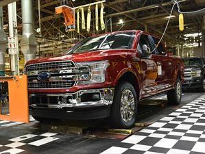 Se viene: Ford tiene en sus planes una F-150 eléctrica