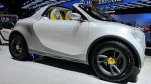 Smart For-Us Concept se presenta en el Salón de Detroit 2012