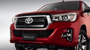 Toyota Hilux renueva su equipamiento en Argentina