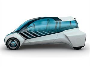 Toyota FCV Plus Concept, vehículo futurista con doble función