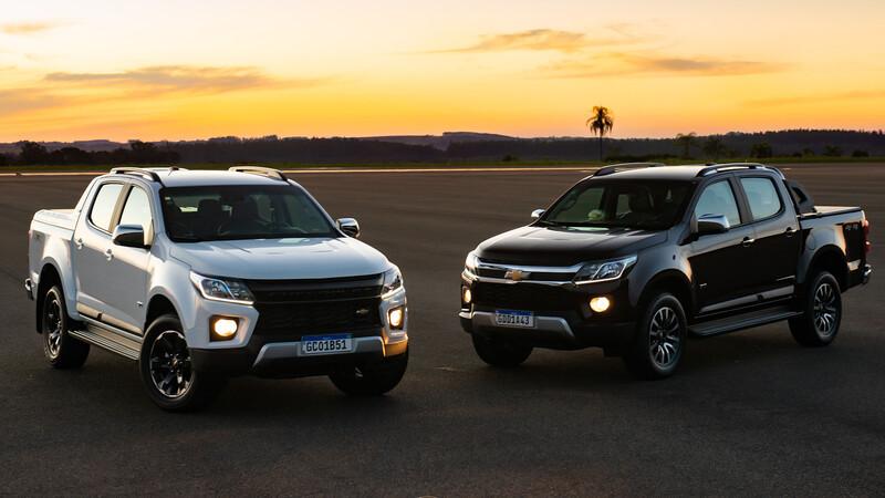 Chevrolet presenta en Brasil el facelift de la Colorado