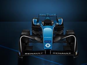 Renault presenta su nuevo monoplaza para Fórmula E