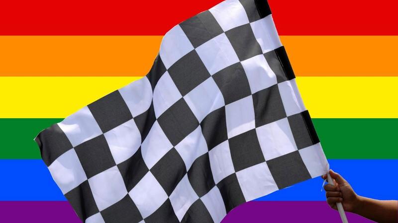 Surge un movimiento pro LGBTQ+ en el automovilismo deportivo