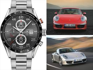 Porsche y TAG Heuer, unidos por la línea Carrera