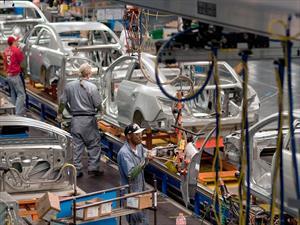 Cifras récord en la industria automotriz