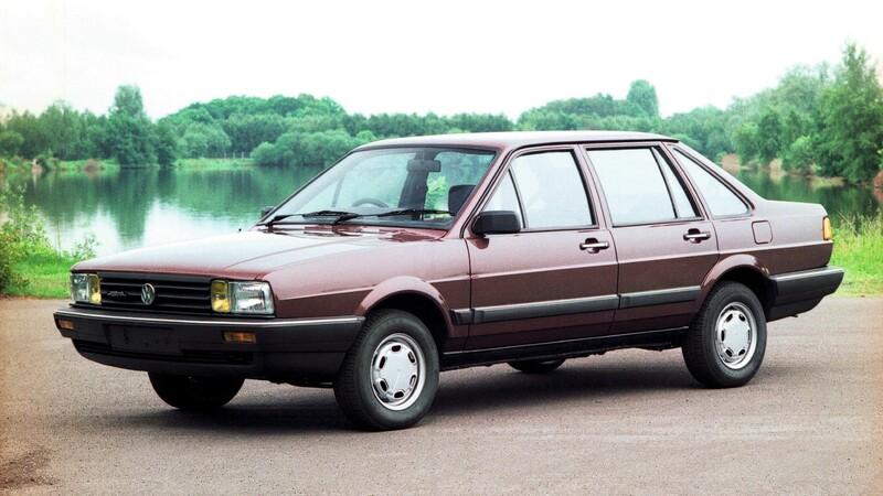 Volkswagen Corsar: el sedán ícono en la década de los 80 en México