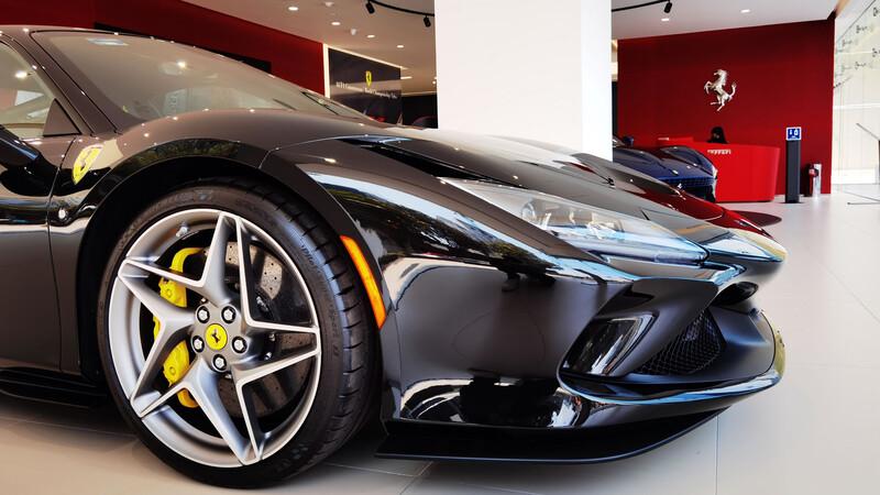 Ferrari México inaugura sus nuevas instalaciones en la CDMX