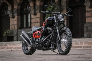 Este es al ganador latinoamericano de Battle Of The Kings de Harley Davidson