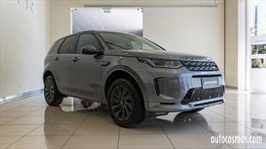 Land Rover Discovery Sport 2020 en Chile, poniéndose a tono