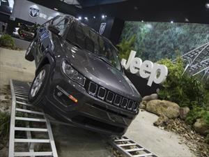 Jeep Compass Longitude 2019, SUV que llama la atención