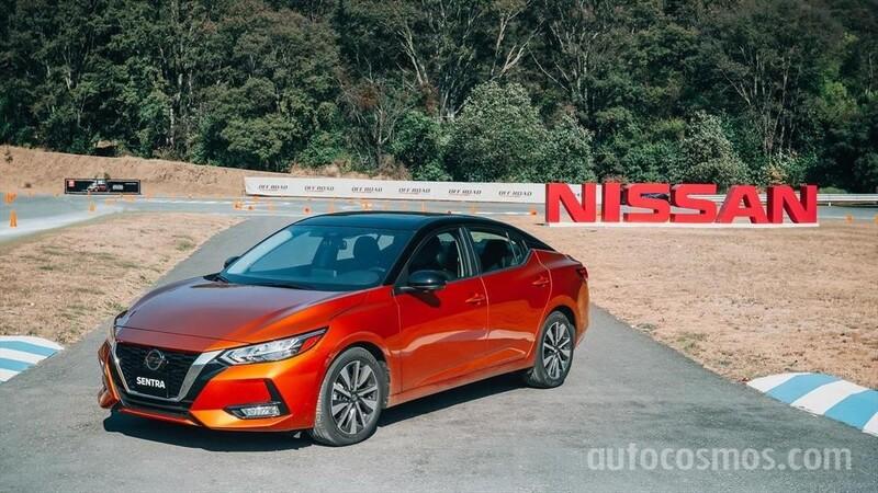 Nissan Sentra 2021 sale a la venta
