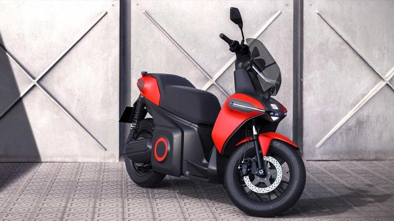 SEAT venderá motos eléctricas