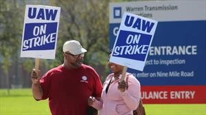 ¿Cuánto dinero pierde General Motors por cada día de huelga?