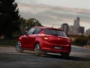 El nuevo Suzuki Swift Sport pesaría menos de mil kilos