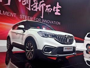 Brilliance Zhonghua V3 2018 debuta