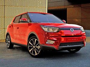 SsangYong Tivoli: SUV compacto se estrena en Chile