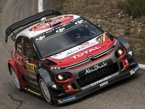 WRC 2017 Rally de Cataluña-España, regreso a la victoria