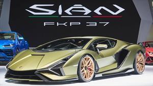 ¿Por qué el Lamborghini Sián lleva la designación FKP 37?