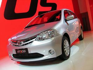 Toyota Etios en Argentina, precios, equipamientos y más