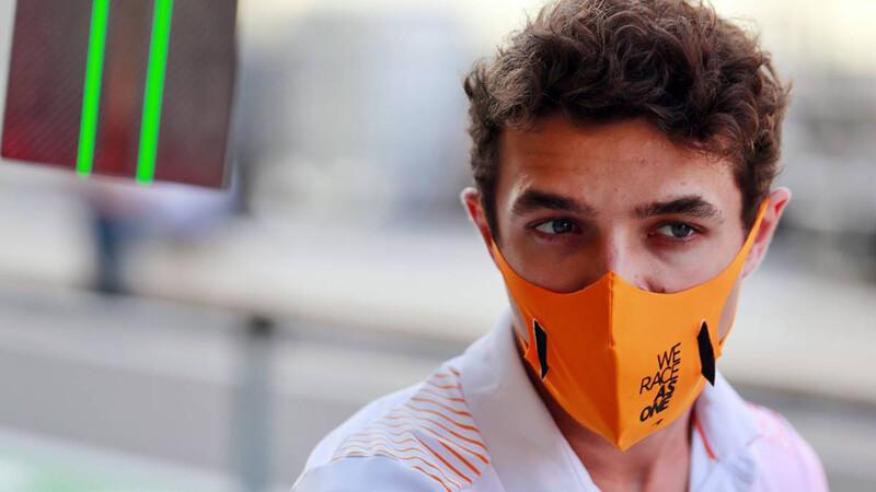F1: Lando Norris tiene COVID-19
