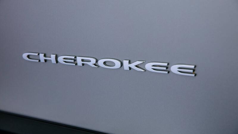 """Jeep se niega a eliminar la denominación """"Cherokee"""""""