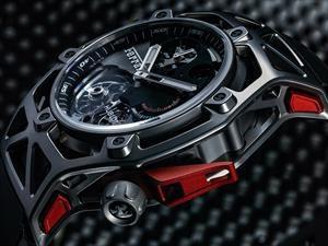 Techframe Ferrari 70 Years, un reloj de colección