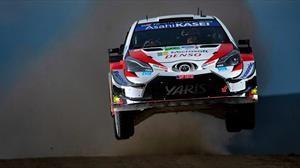 WRC 2020: Ogier triunfa en un recortado Rally de México