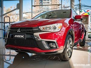 Mitsubishi ASX reanuda ventas en Chile