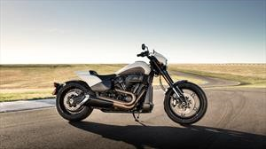 Harley-Davidson presentó en Chile la futurista Softail FXDR 114