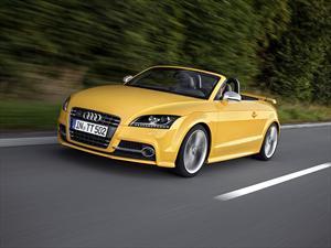 Audi TTS Competition para celebrar 500 mil unidades producidas