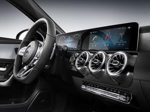 MBUX es el nuevo sistema multimedia de Mercedes-Benz