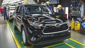 Toyota detiene su producción en México debido al coronavirus Covid-19