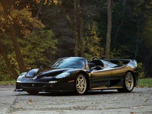 Ferrari F50 de 1995 se pone a la venta