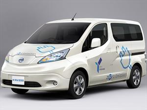 Nissan e-NV200 2014 debuta