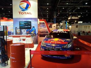 TOTAL presente en Automechanika 2012