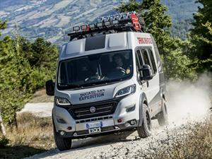 FIAT Ducato 4x4 Expedition debuta