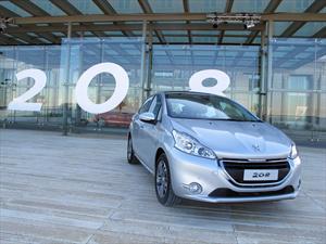 El nuevo Peugeot 208 llega a Argentina