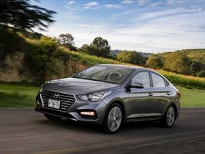 Manejamos el Hyundai Accent 2018