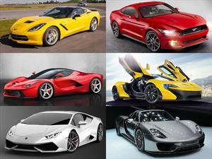 Top 10: Los mejores lanzamientos de autos durante 2013