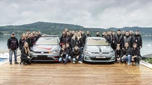 Volkswagen Golf GTI Aurora y Golf Estate R 4Motion FighterR superan lo impresionante