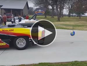 Flash Fire Jet Truck, el pick up ideal para cocinar el pavo del Thanksgiving Day