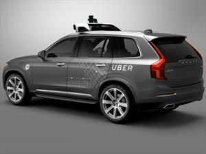 Volvo y Uber desarrollarán vehículos autónomos