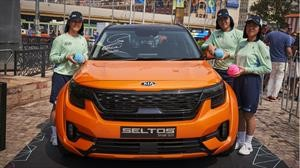 Kia entrega 130 vehículos para el Australian Open 2020