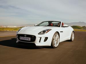 Probamos el Jaguar F-Type S en pista