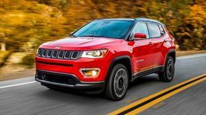 Jeep Compass 2020 llega a México con algunas novedades