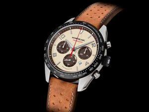 Montblanc lanza relojes edición limitada durante el festival de Goodwood